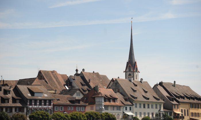 Skyline_Stein am Rhein